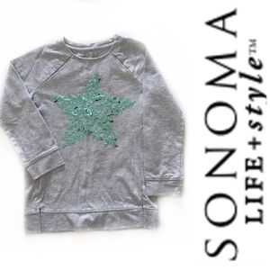 Sonoma Sequin Top